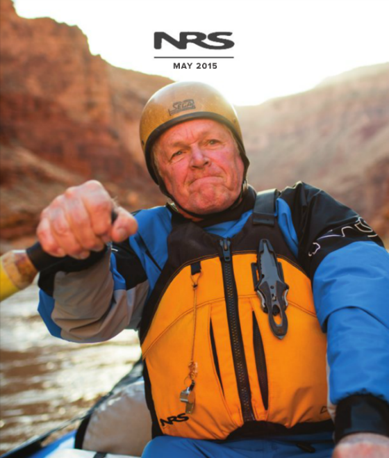 The cover of an NRS catalog